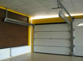 купить автоматику для гаражных секционных ворот