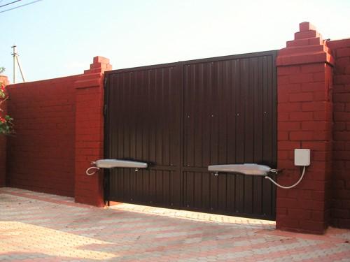 Купить автоматику для распашных ворот в Астане