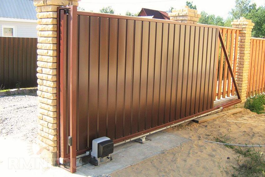 Купить автоматику для откатных ворот в Астане, Караганде